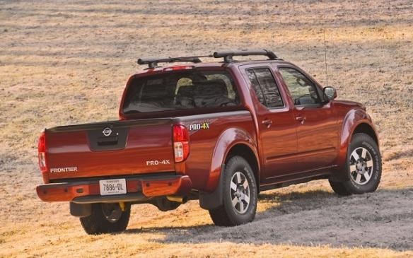 2014-Nissan-Frontier-Albuquerque