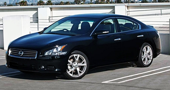 2014_Nissan_Maxima_New_Mexico