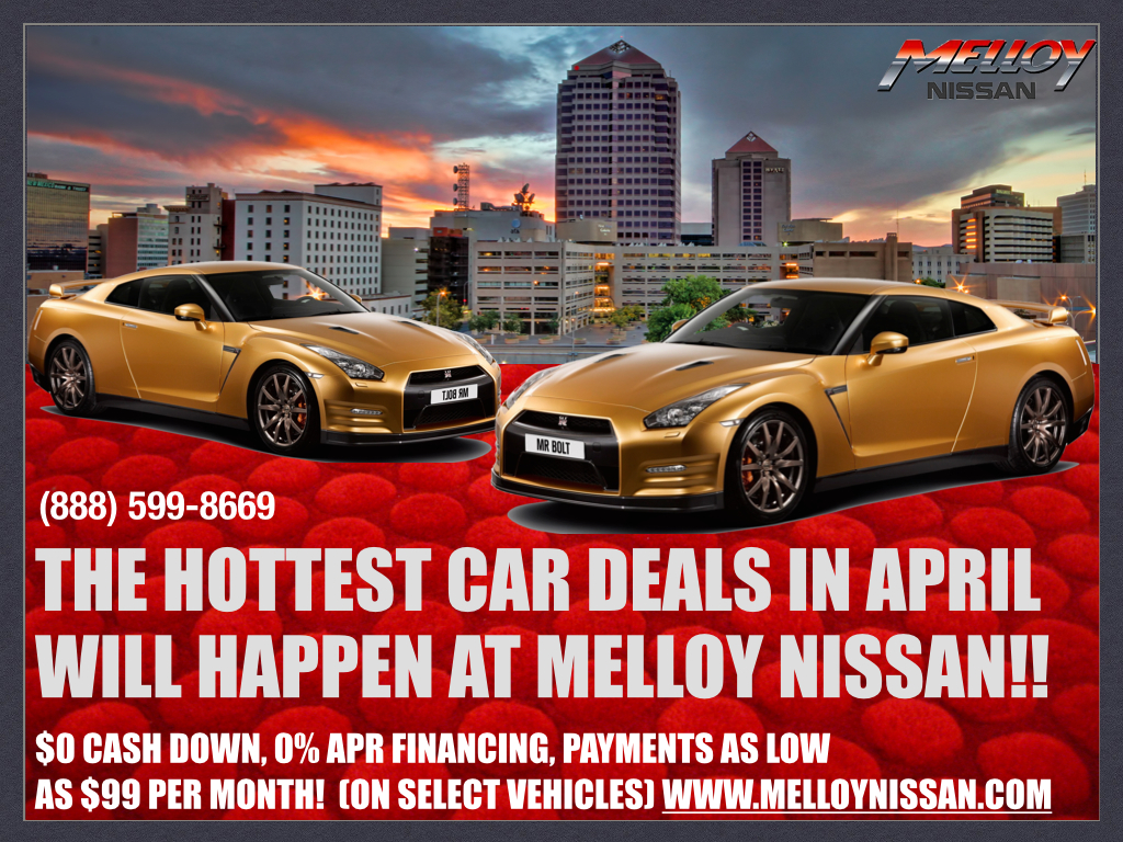 Car Dealerships In Albuquerque >> ABQ Car Dealership Cooks Up The Hottest Car Deals For April! High Volume Equals Low Prices ...