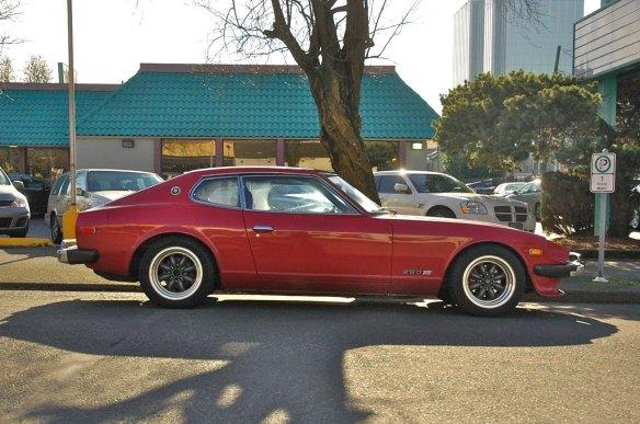 1976 76 Datsun 280Z 280-Z Nissan Fairlady Z S30 L28E Coupe 2+2 1