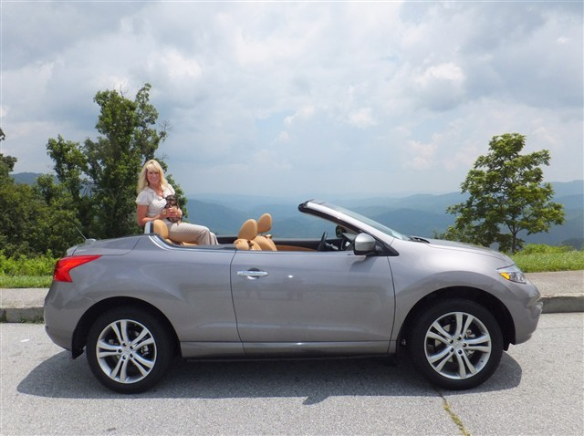 informations makes convertible crosscabriolet photos nissan murano articles suv