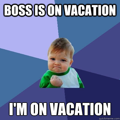 how to ask your boss for vacation