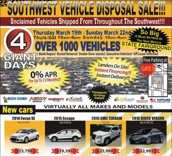 its a tent sale.001