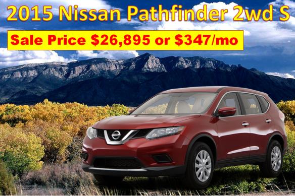 Nissan Pathfinder Albuquerque