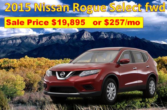 Nissan Rogue Albuqerque