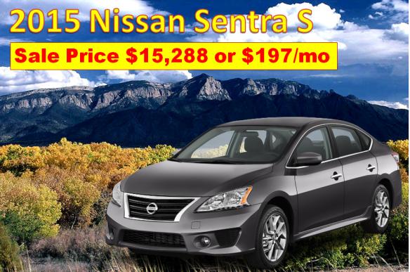 Nissan Sentra Albuquerque