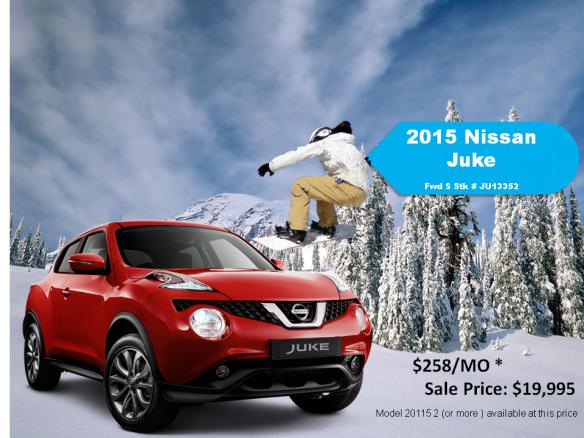 Nissan-Juke-Snowboarder